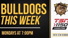 Bulldogs this Week - TSN 1150 Hamilton