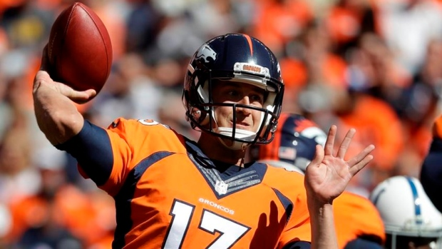 Broncos expected to name Trevor Siemian starting QB