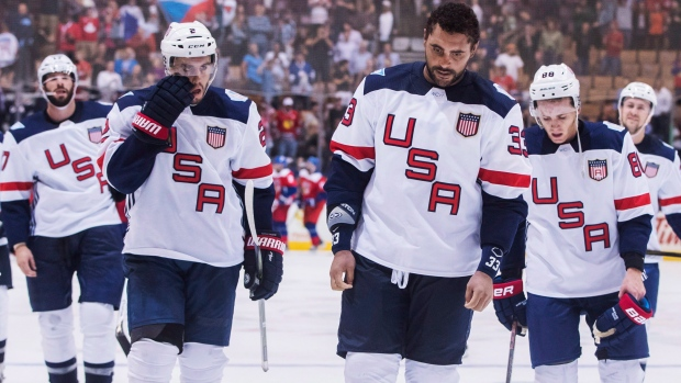 Pavelski scores, Team USA exits World Cup tourney winless