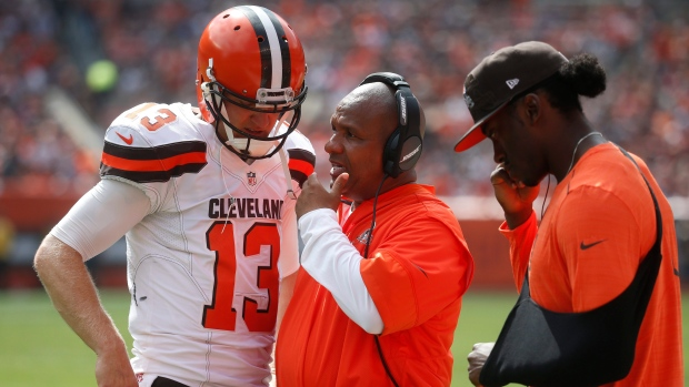 Cleveland Browns: Top 5 QBs to fill RG3's void on roster