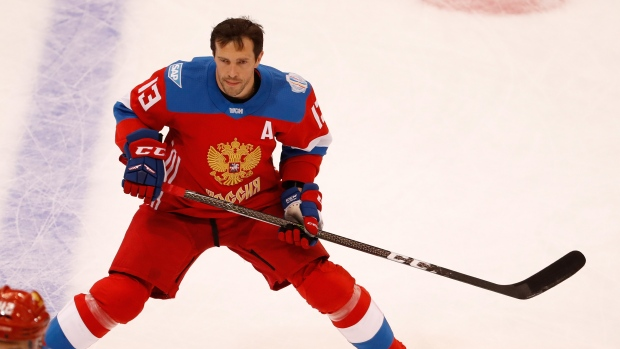 Datsyuk named captain of russian team article tsn pavel datsyuk voltagebd Image collections