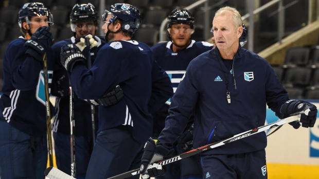 Sabres hire Ralph Krueger as coach