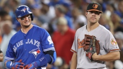 Troy Tulowitzki and Chris Davis