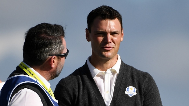 Ryder Cup: Europe cuts United States lead on opening day