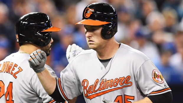 Heyman: Mark Trumbo, Orioles making progress in talks
