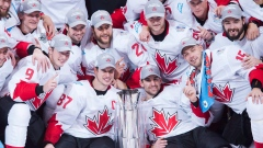 Team Canada wins the World Cup of Hockey