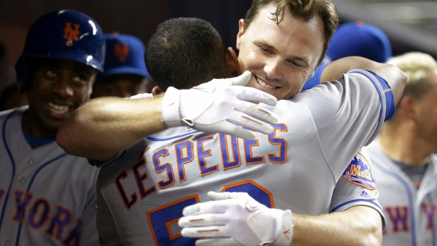 Yoenis Cespedes opts out of Mets contract, walks away from $47.5 million