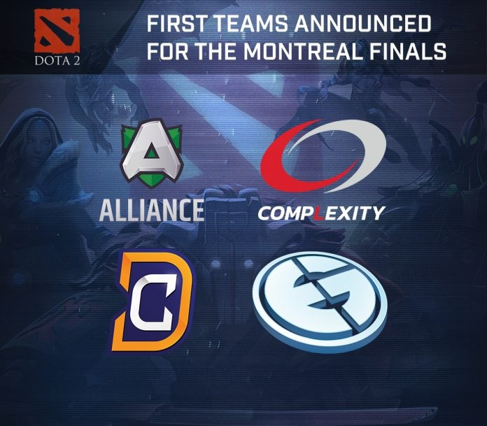 The $100,000 Dota 2 tournament, the BEAT Invitational Montreal, welcomes four powerhouse squads in Evil Geniuses, Digital Chaos, Alliance and compLexity.