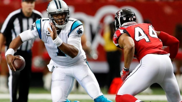 Panthers announce Cam Newton is cleared to play