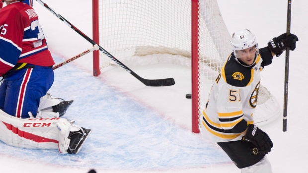 Bruins, Ryan Spooner strike deal to avoid arbitration