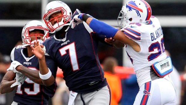 Bills defensive backs fined for altercation with Patriots