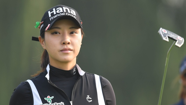 Kung finishes tied for 5th at LPGA event