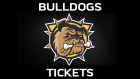 1150 - Bulldogs Tickets Contest Graphic
