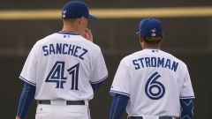 Aaron Sanchez and Marcus Stroman