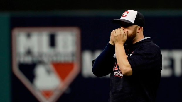Trevor Bauer Injures Finger Playing With Drone; Indians Must Reshuffle Rotation