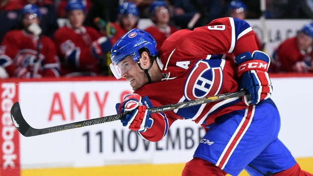 Radulov scores, Montoya gets shutout for Canadiens