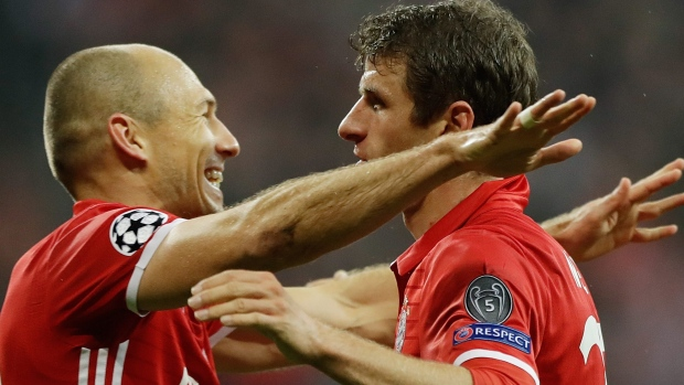 Robben and Muller