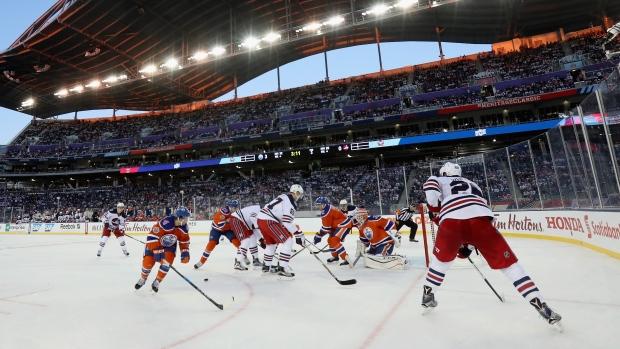 Nhl S 2019 20 Schedule Includes Outdoor Game In Regina Hockey Day In Canada Tsn Ca