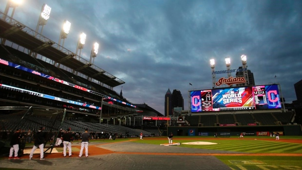 Cleveland MLB team changes name to Guardians