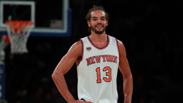 NY  waives veteran center Joakim Noah
