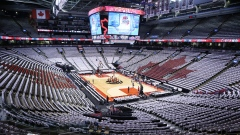 Air Canada Centre - Raptors game