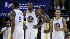 Durant, Warriors