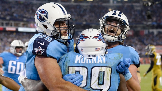 DeMarco Murray and Tennessee Titans