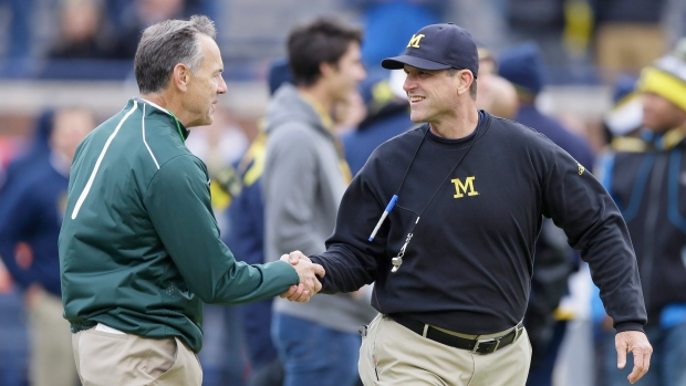 Mark Dantonio resigns at Michigan State after 13 seasons