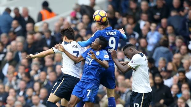 Tottenham Vs Leicester City: Tottenham Draws Leicester To Remain Unbeaten