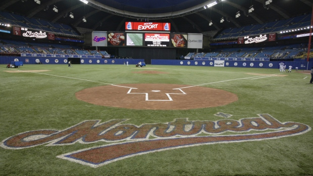 Image result for olympic stadium baseball