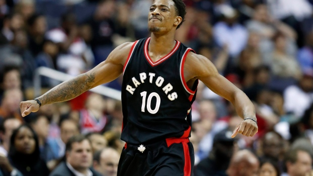 Toronto Raptors Go for 5th Straight Win