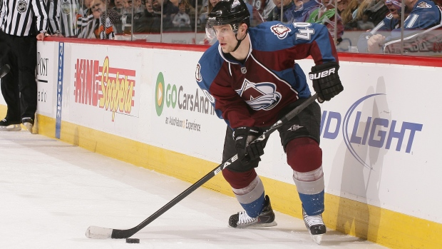 Former Avalanche player dies at 34