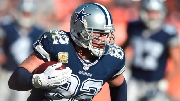 Com reports Witten retiring from Cowboys
