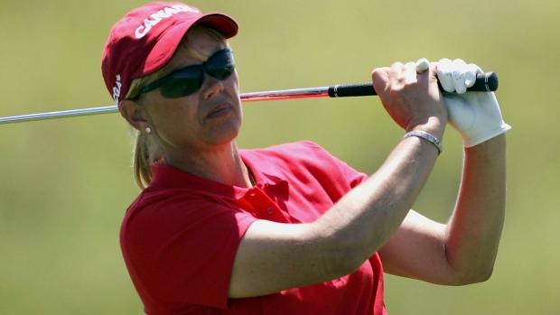 Golfer Coe-Jones dies after short battle with cancer