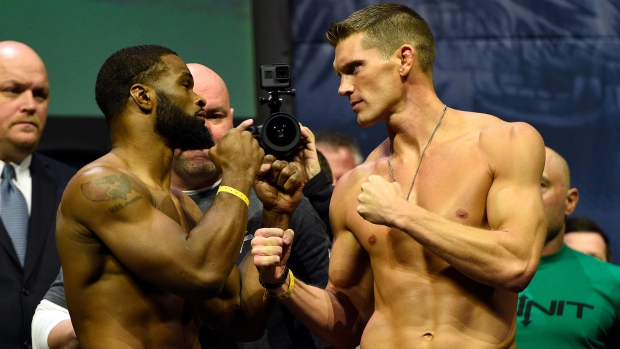 Tyron Woodley and Stephen Thompson to meet in rematch at UFC 209
