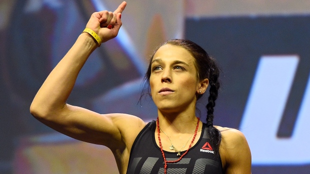 Joanna Jedrzejczyk vs. Jessica Andrade strawweight title fight official for UFC 211