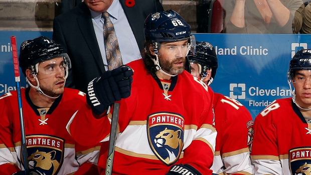 Jaromir Jagr still doesn't have job in National Hockey League, weighs Europe