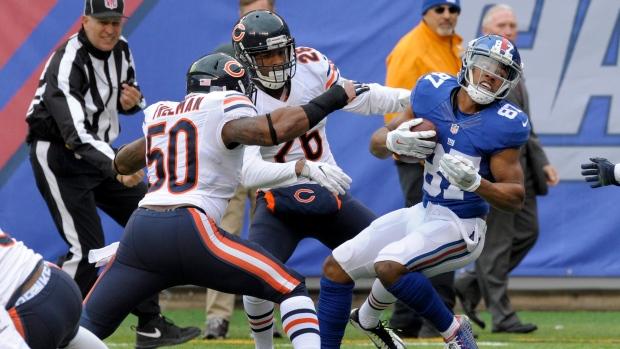 Bears Injury Report: Eddie Goldman placed on injured reserve