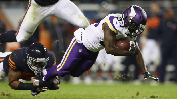 Minnesota Vikings' Adrian Peterson could return in December
