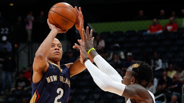 Wizards get PG Tim Frazier from Pelicans for 2nd-round pick