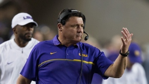 LSU to part ways with Orgeron