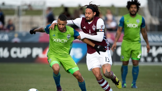 Seattle Sounders beat Colorado Rapids to reach first MLS Cup final