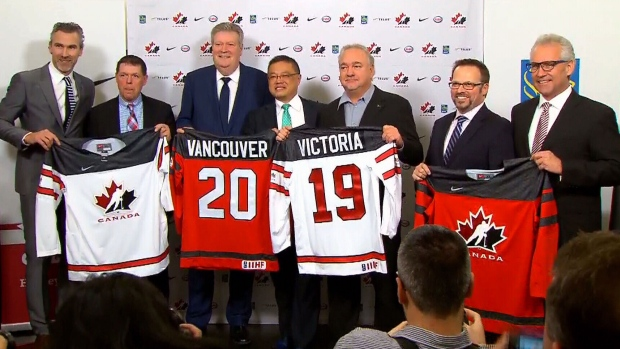 Vancouver And Victoria To Host Wjc In 2019 Tsn Ca
