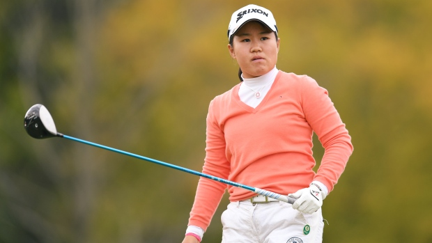 Former Washington golfer Sadena Parks earns LPGA Tour Card