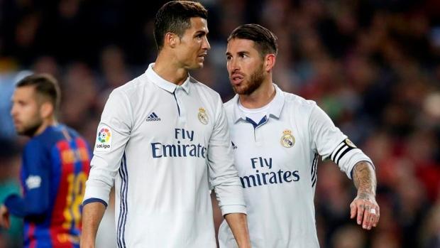 Cristiano Ronaldo And Sergio Ramos Wallpapers - Wallpaper Cave |Sergio Ramos And Cristiano Ronaldo