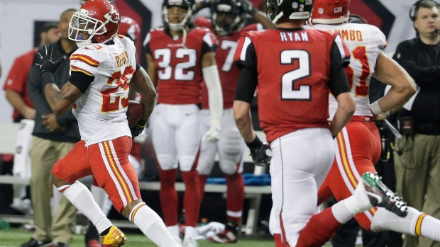 Eric Berry's remarkable recovery punctuates Chiefs win