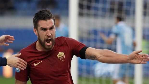 Roma beats Lazio in heated derby - TSN.ca