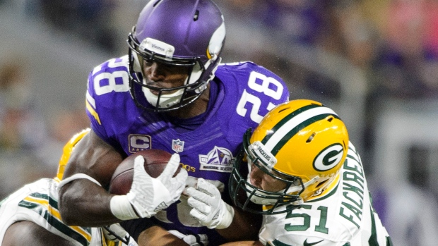 Peterson won't return if Vikings out of playoff race