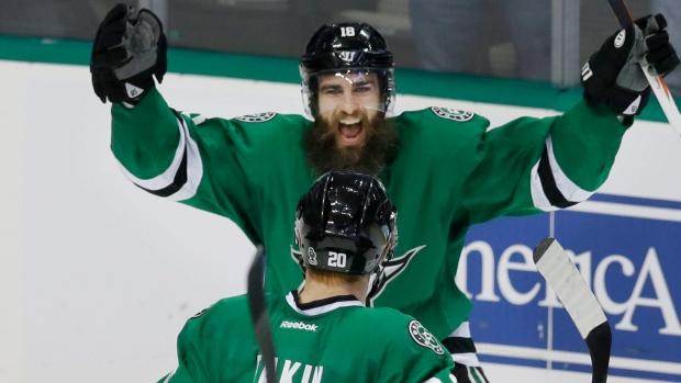 best website 696d4 8f371 Stars send Eaves to Ducks for second-round pick - TSN.ca