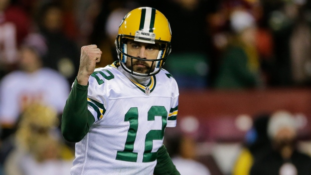 Aaron Rodgers makes National Football League history with Packers extension